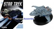 Star Trek Official Starships Collection #028 Maquis Raider Eaglemoss